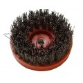 Steel Brush Disc